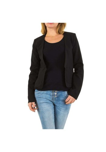 MARC ANGELO Dames  Blazer van Marc Angelo - zwart