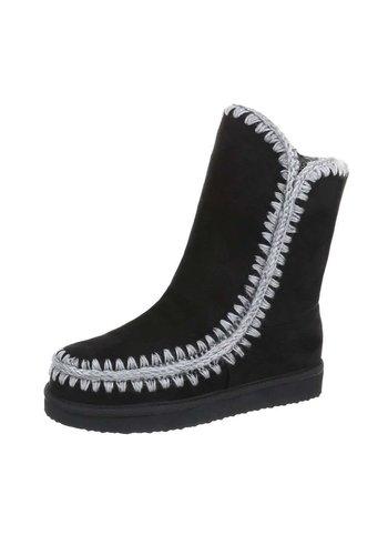 Neckermann Hoge Kinder Boots - zwart