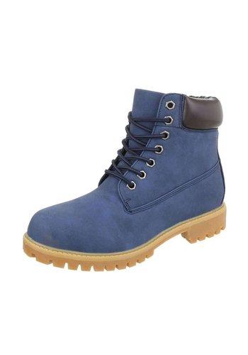 Neckermann Heren Boots - blauw