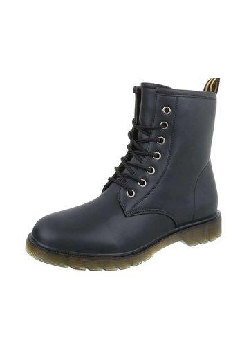 Neckermann Hoge Heren Boots - zwart