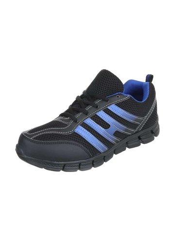 Neckermann Damen Sportschuhe - blackR.blue