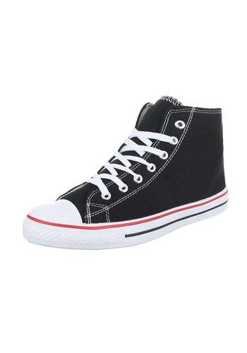 Neckermann Dames Sneakers - zwart