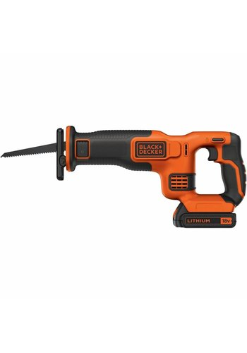 Black + Decker Reciprozaag - 18 volt - BDCR18