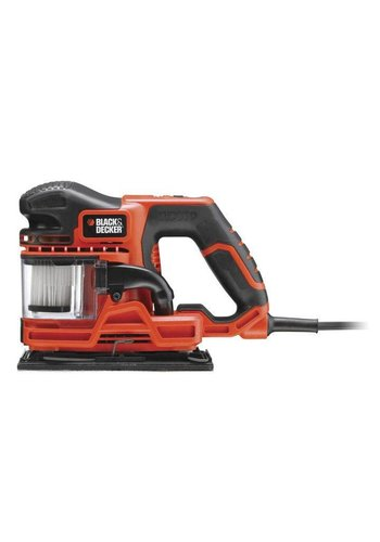 Black + Decker Bandschuurmachine - KA330EKA