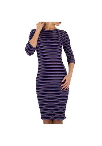 Neckermann Robe pour dame - violette