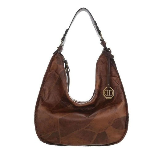 Neckermann Damen Schultertasche-brown