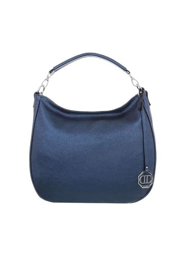 Neckermann Dames schoudertas - blauw