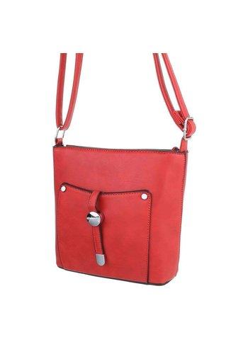Neckermann Dames schoudertas-rood