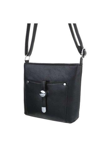Neckermann Dames schoudertas-zwart
