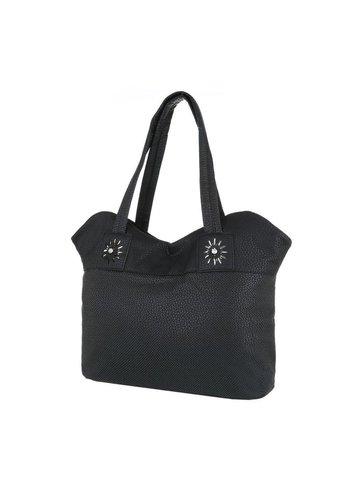 Neckermann Damentasche - schwarz