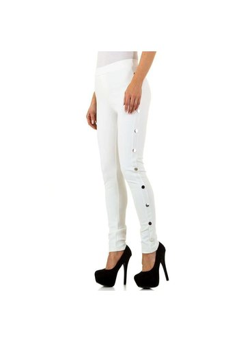 Neckermann Dames Legging - wit