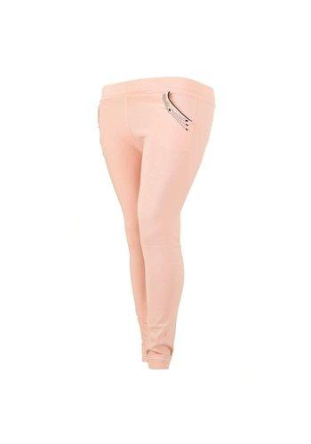 HOLALA Dames Broek - roze