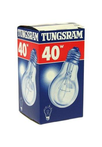 Tungsram Lampes 40 watts E27
