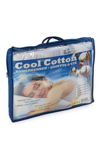 Cool Cotton Couette d'été en coton cool taille: