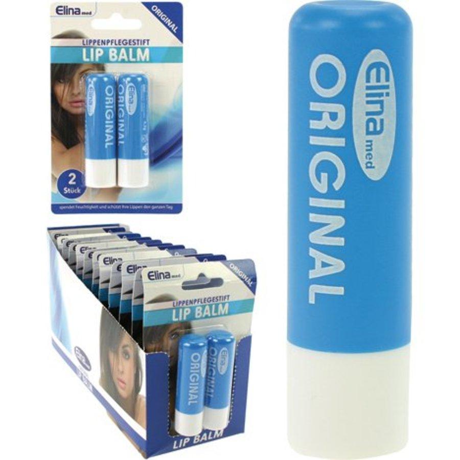Lippenbalsem  - 2 Stuks met vitamine E