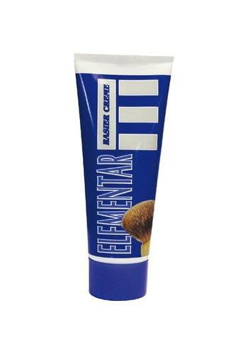 Elementar Crème à raser Elementar classique 75ml