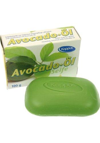 Kappus Zeep - avocado -  100g