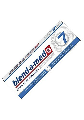 Blend a Med Dentifrice - Complete Protect - blanc - 75ml