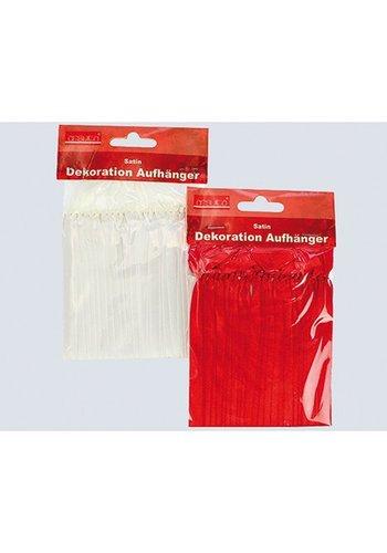 Neckermann Weihnachtsbaumband - 25 Stück - 12x08cm