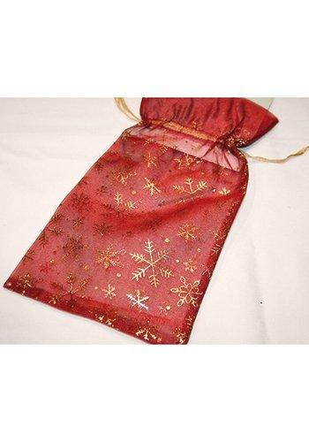 Neckermann Geschenktas - kerst - XL - 33x 16,5cm