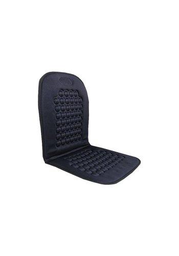 Automax Bolletjeskussen - stoelkussen - zwart
