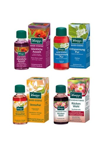 Kneipp Huile de bain 20ml - assorties