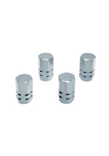Automax Bouchons de valve - 4 pièces - assortis