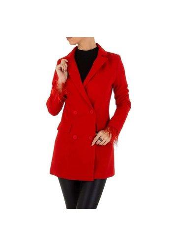 Neckermann Damen Jacke - red
