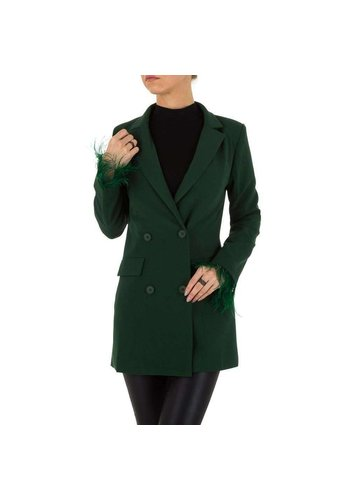 Neckermann Dames Blazer - groen