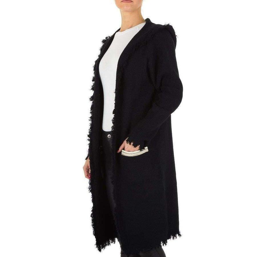 Damenjacke von Voyelles Gr. eine Größe - schwarz