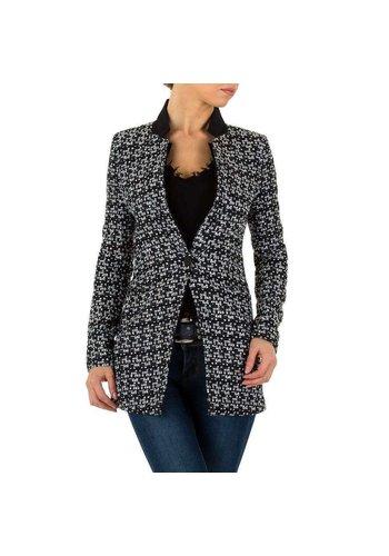 Emmash Paris Damen Jacke von Emmash Paris - blackwhite