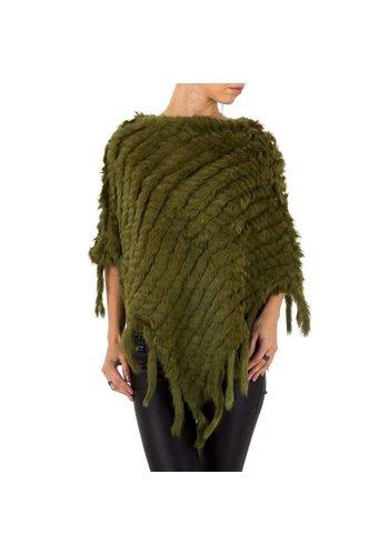 HOLALA Damenjacke von Holala Gr. eine Größe - grün