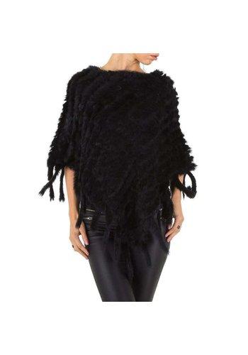 HOLALA Damenjacke von Holala Gr. eine Größe - schwarz