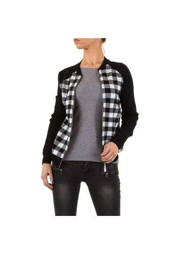 MOEWY Damenjacke von Moewy Gr. eine Größe - schwarz