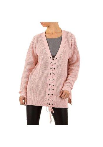 EMMA&ASHLEY Dames vest  van Emma&Ashley  roze 1 maat