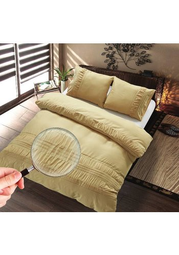 The Supreme Home Collection The Supreme Home Collection Guardea 240x200/220 +2*60x70cm Sand