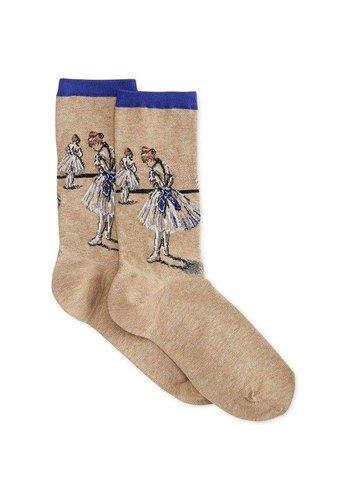 Hotsox Damensocken - Ballett - Größe 9-11