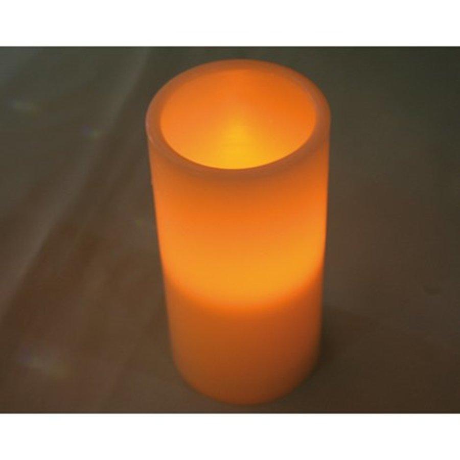 LED-kaars - 15,7x7,5cm