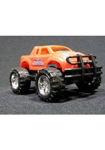 Neckermann Monster Truck - zieh dich zurück