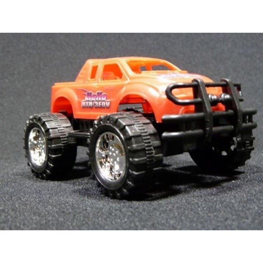 Monstertruck - pull back