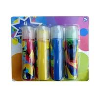 Vingerverf 4 tubes