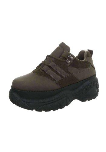 Neckermann Chaussures de sport pour femme - vert