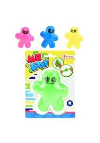 Neckermann Stressbal - spookje - assorti