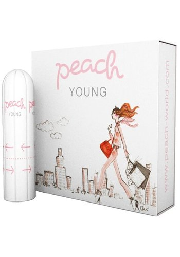 Peach Young Tampons voor dames 4 Stuks normaal Peach Young