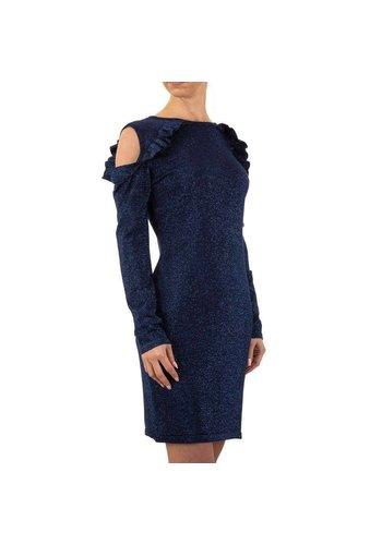EMMA&ASHLEY Dames jurk van Emma&Ashley  1 maat - blauw