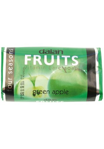 Dalan Zeep - fruit - appel - 150 gram