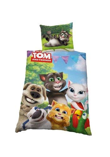 Dreamworks Dekbedovertrek licentie Talking Tom&Friends