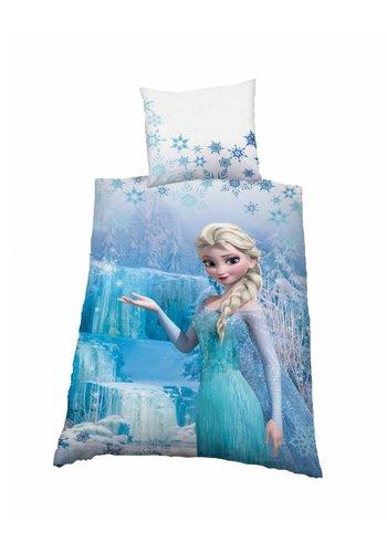 Disney Dekbedovertrek licentie Frozen ijsprinses,