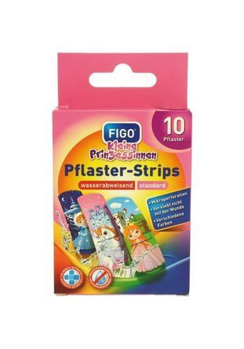 Figo Pleisters - Princes - 10 stuks