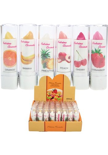 Neckermann Rouge à lèvres - goût de fruits - 3,4g
